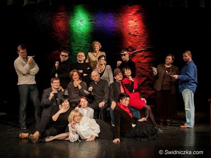 Świdnica: Zapraszamy na premierę Alchemii Teatralnej