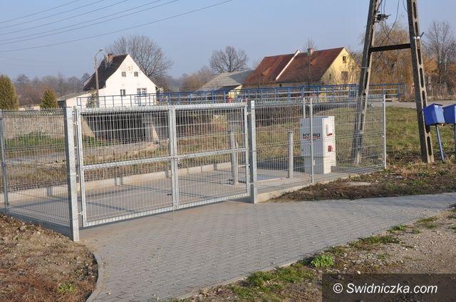 Grodziszcze/ Gmina Świdnica: Grodziszcze ma już kanalizację