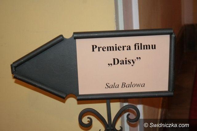 """Wałbrzych/ Książ: Premiera filmu """" Daisy"""""""