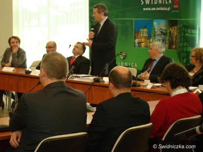 Świdnica: Żeby żyło się lepiej– spotkanie samorządowców w ramach Konwentu Sudeckiego