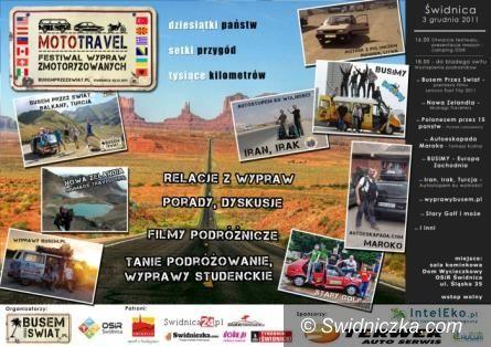 Świdnica: Festiwal MotoTravel  już jutro