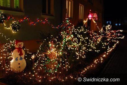 Świdnica: Konkurs na świąteczne oświetlenie – nowe zasady, nowe szanse na nagrodę