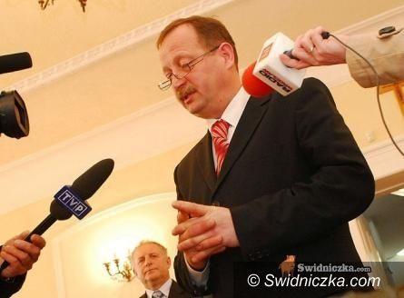 REGION, Świebodzice: Trudne decyzje są koniecznością – burmistrz Świebodzic odwołał swoich zastępców