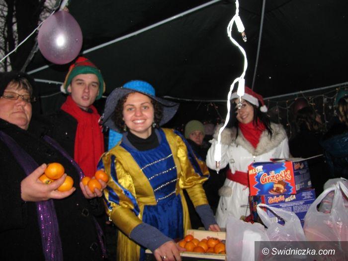 REGION, Żarów: Miasteczko Świętego Mikołaja już po raz drugi