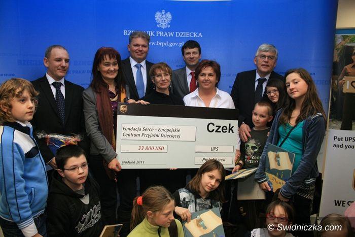 Świdnica: Mikołajkowe spotkanie u Rzecznika Praw Dziecka