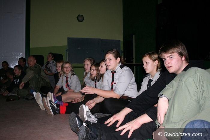 """Strzegom: 22. Festiwal Piosenki Harcerskiej i Turystycznej """"Koniczynka 2011"""" odbył się w Strzegomiu"""