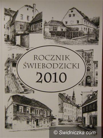 Świebodzice: Rocznik Świebodzicki został wydany