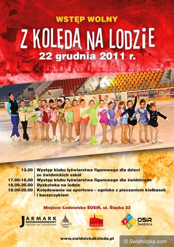 Świdnica: Kolęda na sportowo