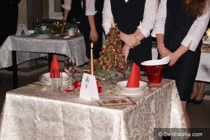 Świdnica: Festiwal Aranżacji Stołów Bożonarodzeniowych