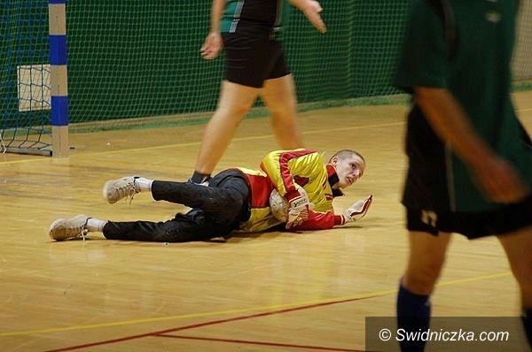 Żarów: Zmiana lidera II–ligi Żarowskiej Ligi Futsalu