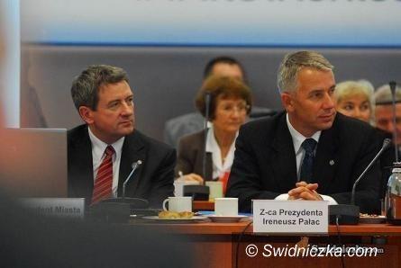 Świdnica: Sesja rady miejskiej w Świdnicy