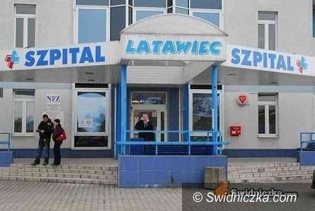 Świdnica: Szpital Latawiec z kontraktem