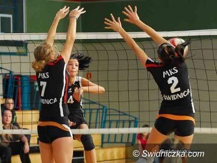 II-liga siatkarek: Siatkarki MKS–u Świdnica wracają do gry