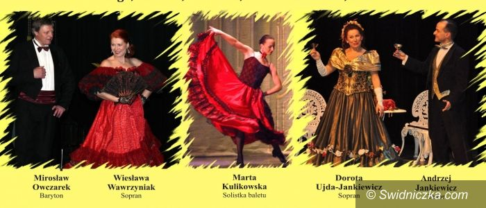Świdnica: Koncert karnawałowy