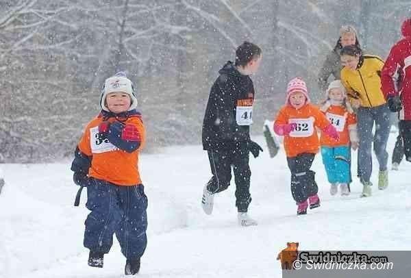 Świdnica: Biegacze na start