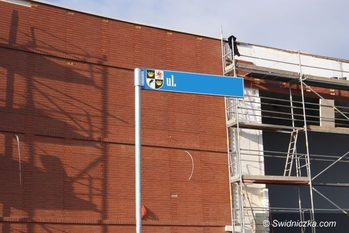 Świdnica: Miłego dnia– taka nazwa ulicy wygrała