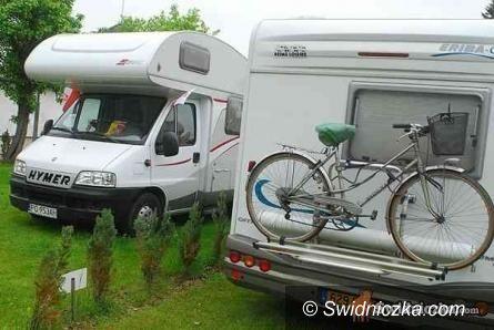 "Świdnica: ""Mister Camping"" ze Świdnicy"