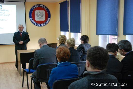 Świdnica: Wspólne spotkanie komisji Rady Powiatu Świdnickiego i Rady Miasta Świdnicy
