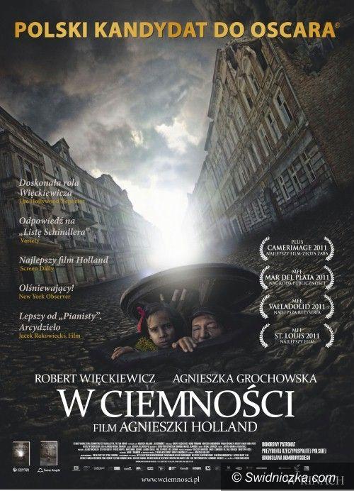 """Kraj: Coolturalnie ze świdniczką– film """" W ciemności"""""""