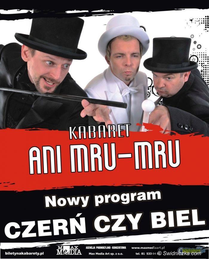 Świdnica: Kabaret Ani Mru Mru w Świdnicy
