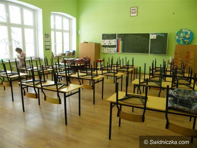 Świebodzice: W szkole cieplej i ładniej– termomodernizacja