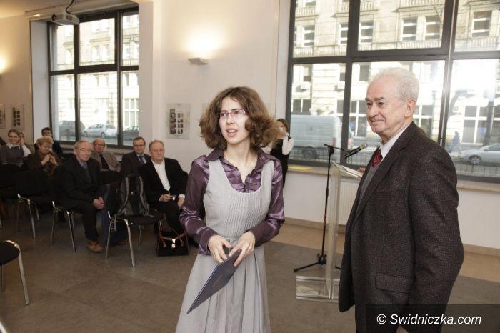 Żarów: IPN nagrodził urzędnika z Żarowa