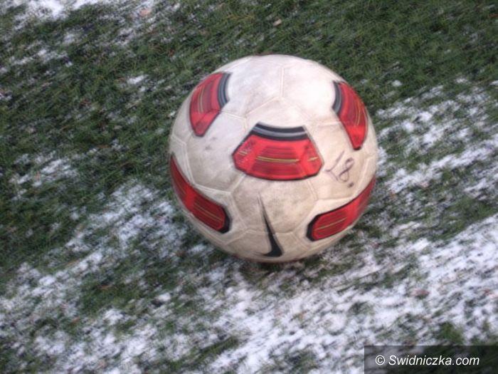 Świdnica: Przegrali ze śnieżycą