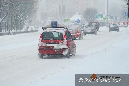 Świdnica: Wszystkie drogi przejezdne