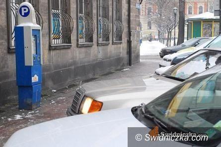 Świdnica: Będą nowe opłaty w Strefie Płatnego Parkowania