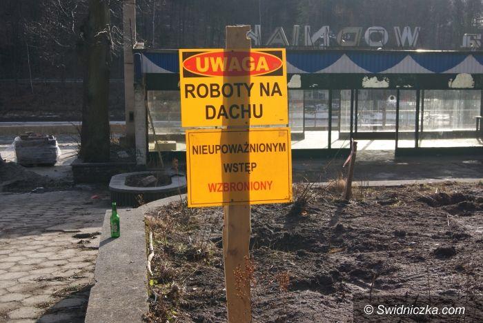 Lubachów/ Zagórze Śląskie: Ruszył remont Wodniaka