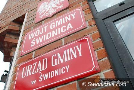 Świdnica: Sesja rady gminy Świdnica