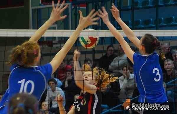 II-liga siatkarek: Na zakończenie rundy zasadniczej z UKS–em Krzanowice