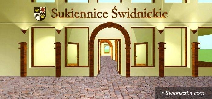 Świdnica: Rusza przetarg na Sukiennice Świdnickie