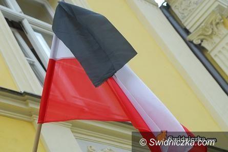 Świdnica: Żałoba narodowa–imprezy odwołane