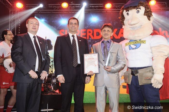 Świdnica: SuperDekarz – zwycięstwo Świdnicy