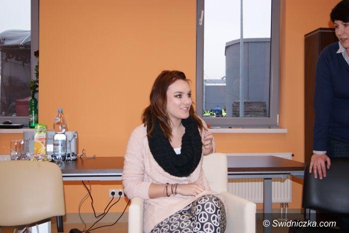 Świdnica: Ewa Farna zachwyciła świdnicką publiczność
