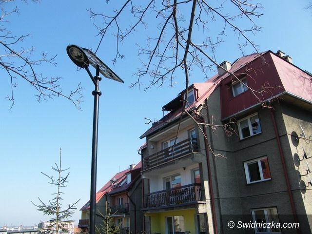 Świebodzice: Światło ze słońca– innowacja w Świebodzicach