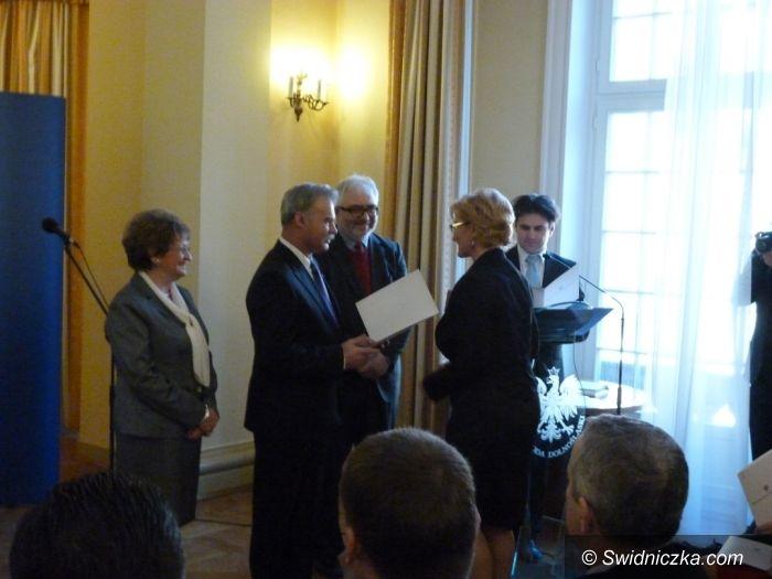 Świdnica: Ministerialne promesy wręczone