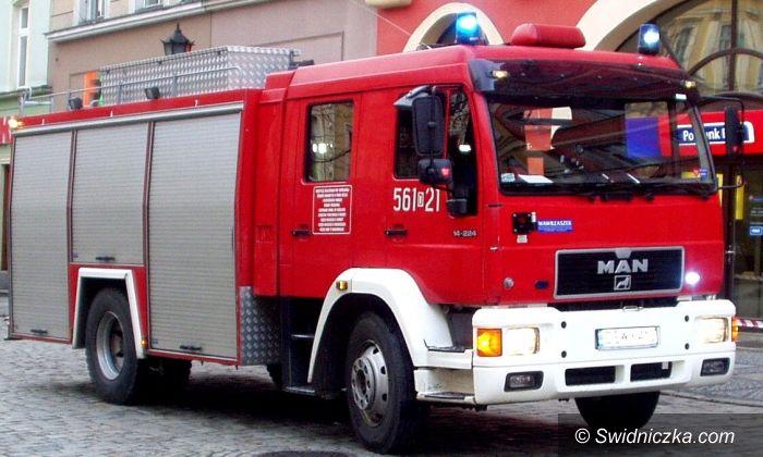 Świdnica: Konkurs dla młodych strażaków