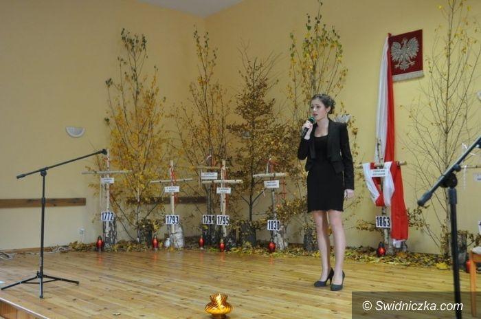Gmina Świdnica: Jej głos zachwycił jurorów– jedzie na finał