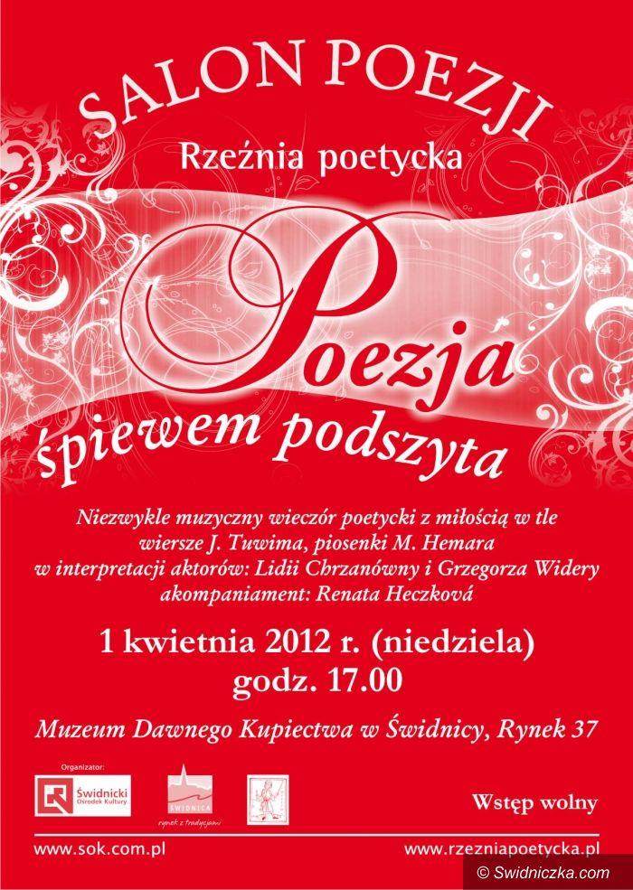 Świdnica: Rzeźnia poetycka – Salon Poezji