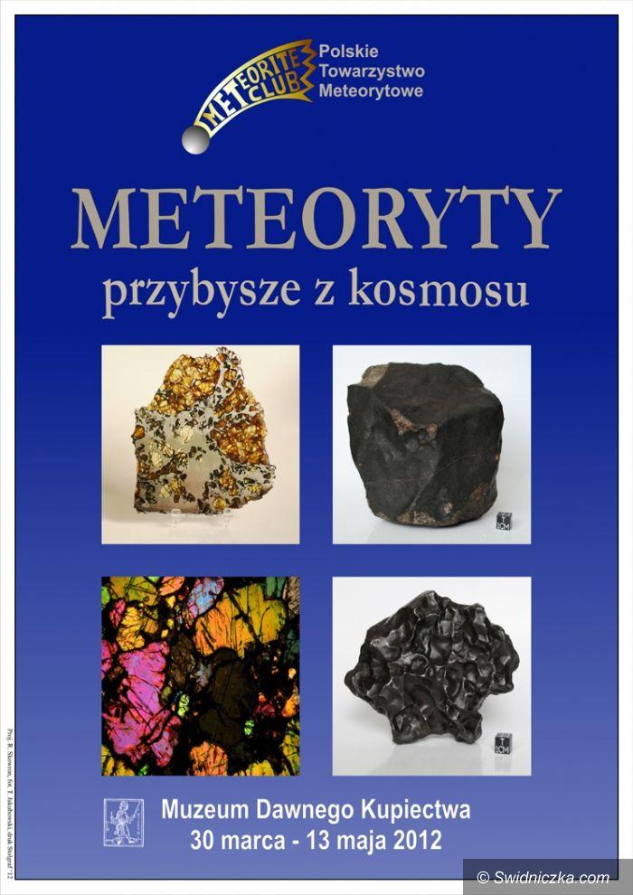 Świdnica: Deszcz meteorytów spadnie na Świdnicę