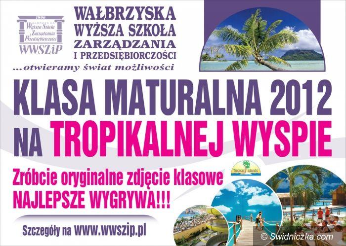Region: Klasa Maturalna 2012 na Tropikalnej Wyspie