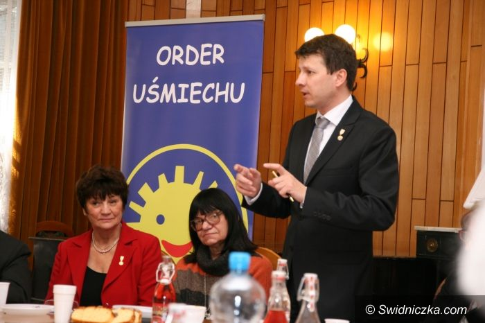 Region: Marek Michalak nadal Kanclerzem Międzynarodowej Kapituły Orderu Uśmiechu