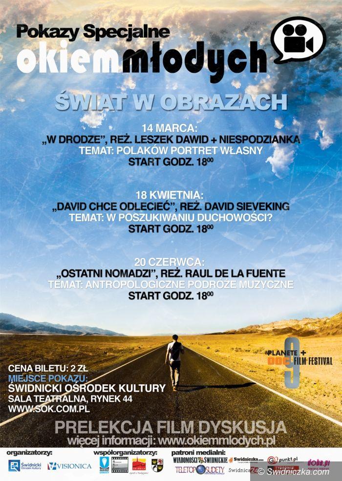 Świdnica: David chce odlecieć–pokaz filmu i dyskusja 18 kwietnia w Świdnicy