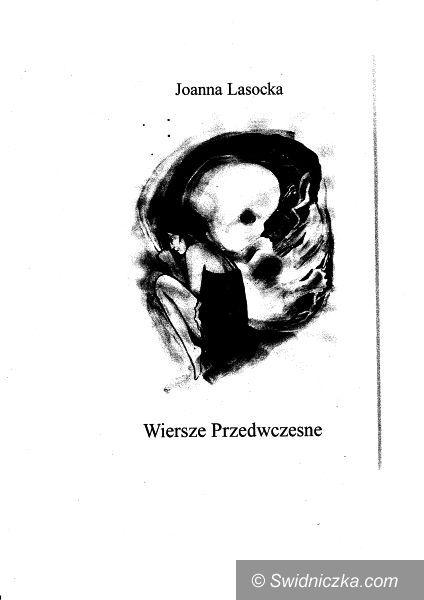 Świdnica: Uczennica I LO wydała tomik poetycki