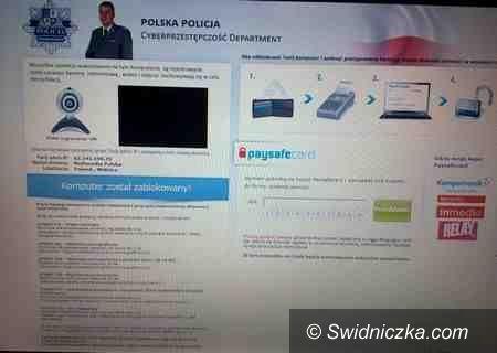 Kraj: Uwaga – hakerzy podszywają się pod Policję!