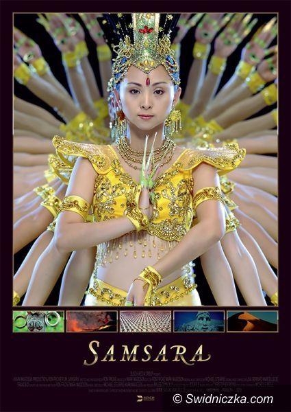 Świdnica: Samsara – pokaz specjalny w Cinema3D! (repertuar 30.11 – 6.12)