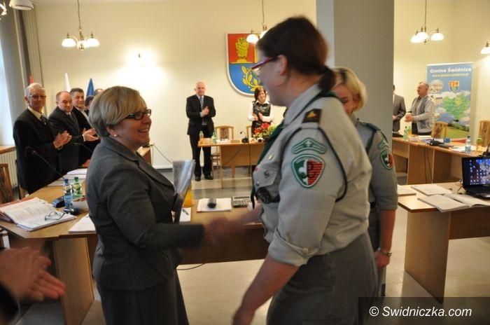 Gmina Świdnica: Podsumowanie akcji ratowania mogił