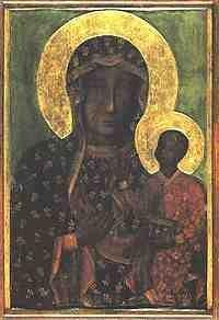 Częstochowa: Mieszkaniec Świdnicy próbował uszkodzić obraz Matki Bożej na Jasnej Górze